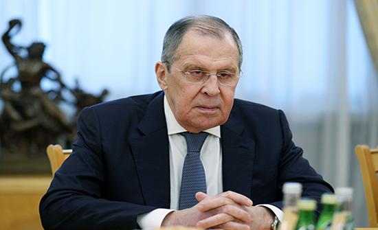 لافروف يكشف رؤية موسكو للعقوبات الأميركية على دمشق