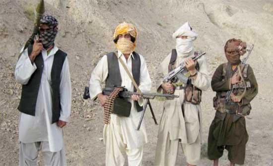 مقتل 25 مسلحًا من طالبان بإقليم هلمند الافغاني