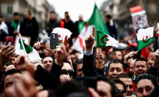 الحكم بالسجن مدة عامين على ناشط جزائري