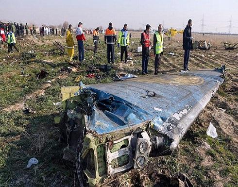 رسميا.. إيران تعلن سبب سقوط الطائرة الأوكرانية