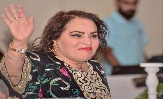 نادية العراقية تعلن رغبتها في الهجرة الى اسرائيل