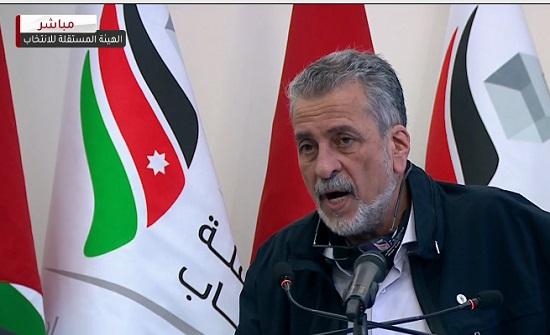 الكلالدة: الناخب الأردني غيّر ثلثي مجلس النواب