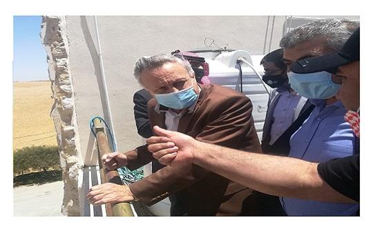 وزير البيئة يتفقد عددا من المناطق الصناعية ومكب الأكيدر