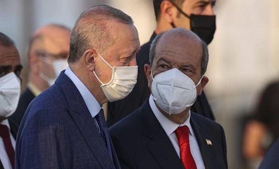 أردوغان: لا تنتظروا منّا الاستغناء عن سيادة قبرص التركية
