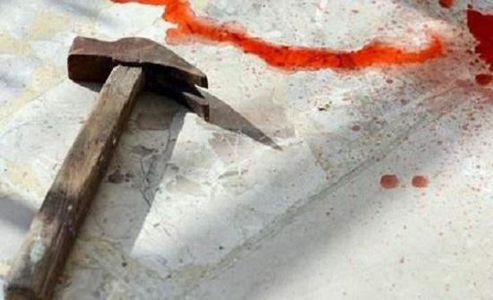 شخص يقتل زوجته بمطرقة حديدية بسوريا