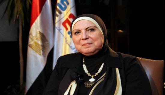 وزيرة التجارة المصرية تزور تطوير المشاريع الاقتصادية