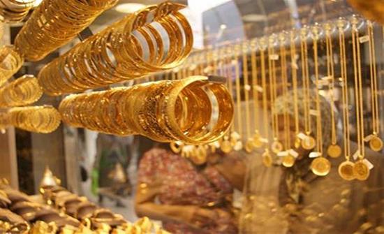 أرتفاع أسعار الذهب عالميا