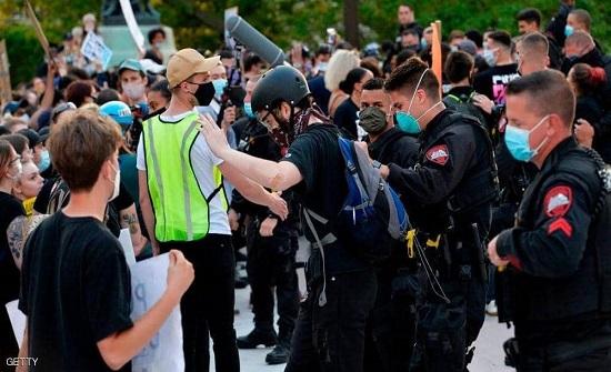 """دعما للمتظاهرين.. ديمقراطيو أميركا يطالبون بـ""""إصلاح الشرطة"""""""