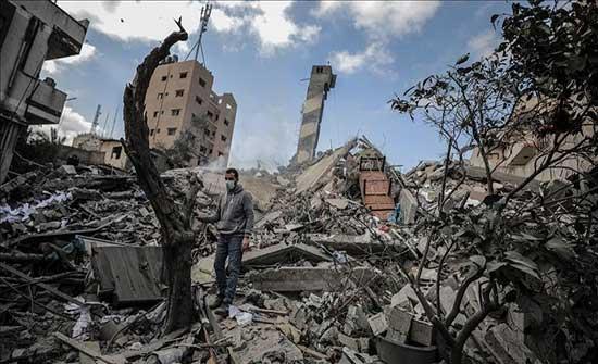 """جنرال إسرائيلي سابق: دمرنا غزة وفشلنا بوقف صواريخ """"حماس"""""""