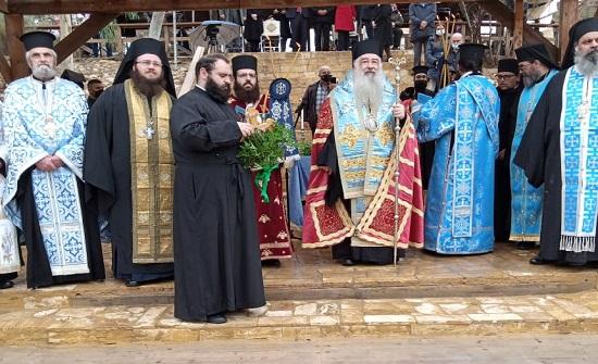 الكنيسة الأرثوذكسية بالمملكة تحيي يوم الحج السنوي للمغطس