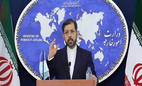 الخارجية الإيرانية: نقترب من نهاية محادثات فيينا