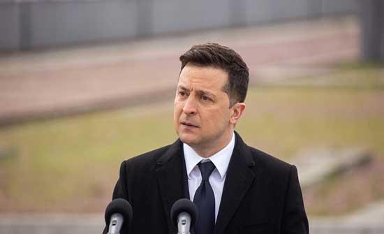 الرئيس الأوكراني: التخلي عن اتفاقيات مينسك غير مجد لكن يجب أن تكون مرنة