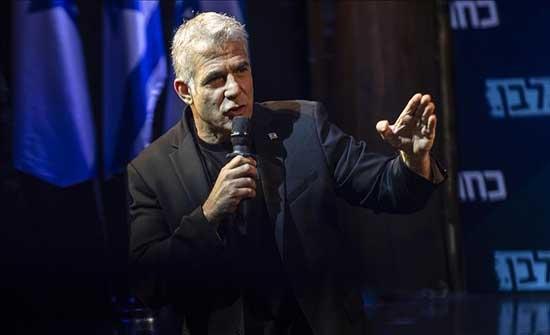 """وزير خارجية إسرائيل عن مشاركين بـ""""مسيرة الأعلام"""": وصمة عار"""