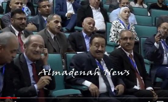 شاهد بالفيديو والصور : تسجيل لمؤتمر التنمية المستدامة والسلم المجتمعي في الوطن العربي