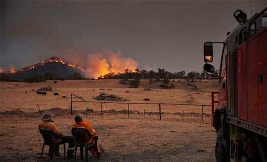 توقعات بخسائر بالمليارات لقطاع السياحة الأسترالي جرّاء الحرائق