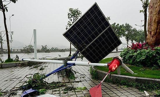 إعصار يودي بحياة 8 أشخاص في جزيرة هاينان الصينية