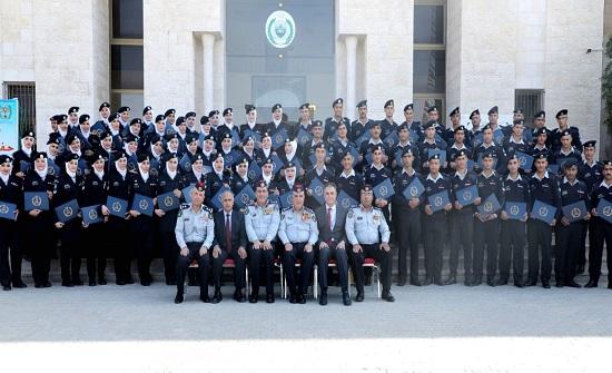 اللواء البزايعه يرعى حفل تخريج الفوج الثالث عشر لطلبة دبلوم الإسعاف الفوري