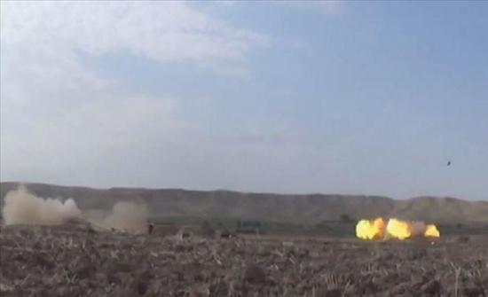 أذربيجان.. الجيش يواصل هجومه لتحرير أراضيه من أرمينيا