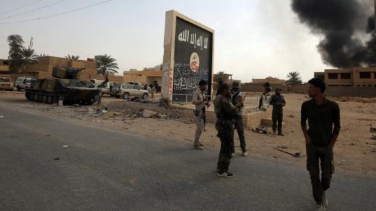 بريطانيا تكشف تفاصيل طرد داعش من جبال مخمور بالعراق