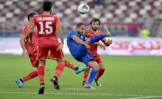 البحرين تتأهل برباعية في مرمى الكويت