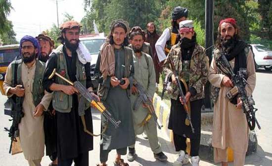 """طالبان: نتخذ إجراءات ميدانية للقضاء على """"الدواعش"""" بأفغانستان"""