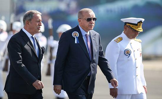 """أردوغان يتحدى أمريكا بالصناعة الدفاعية لتركيا بسبب """"أف35"""""""