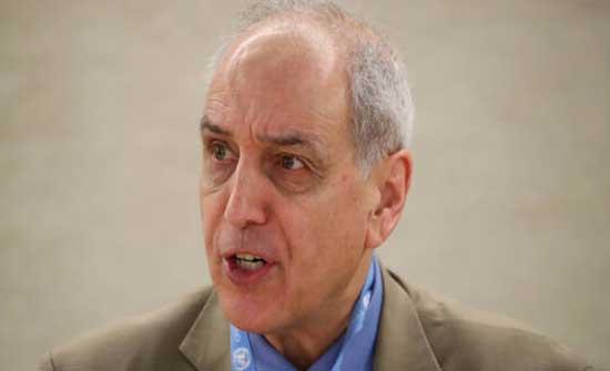 محقق اممي يبلغ حقوق الإنسان بأن المستوطنات الإسرائيلية تصل لمستوى جريمة حرب