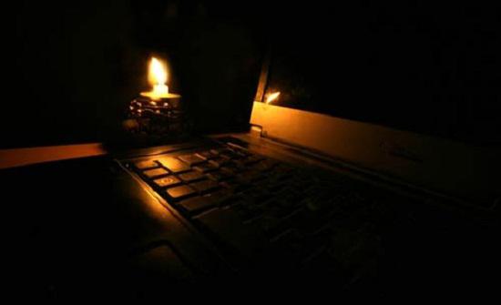انقطاع الكهرباء عن ابو عليا في طبربور