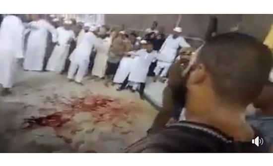 «انتحاري يحاول تفجير الكعبة وعند اقترابه منها تحلل جسده»..السعودية توضح