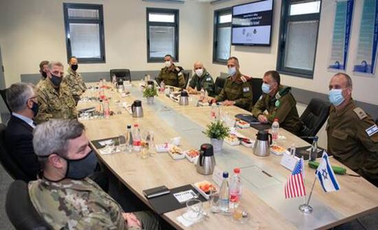 رئيس الأركان الأمريكي في إسرائيل لمناقشة مواجهة إيران