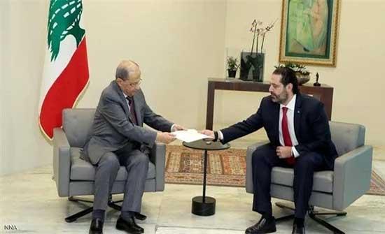 بعد خلافات عون والحريري .. بيان أمريكي عاجل بشأن أزمة حكومة لبنان