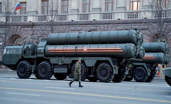 """موسكو: سيتم تسليم تركيا دفعة جديدة من منظومة """"اس 400"""""""