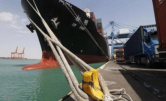 العراق: استئناف حركة التجارة والنقل عبر ميناء ام قصر