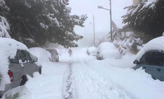 اوتاوا تسجل رقما غير مسبوق بتساقط الثلوج ودرجة الحرارة 26 تحت الصفر