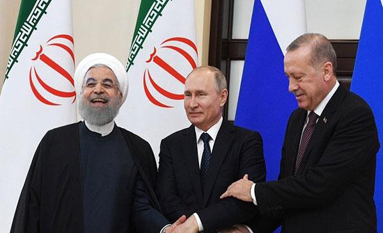 تركيا تكشف موعد قمة روسيا وإيران وتركيا