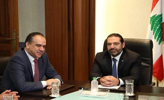 إعطاء الاولوية للمنتجات الزراعية الاردنية في الأسواق اللبنانية