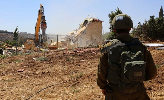 5 دول أوروبية ترد على توسيع إسرائيل للاستيطان وهدم منازل الفلسطينيين