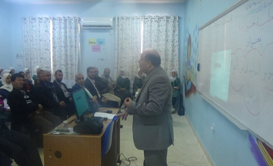 رئيس جامعة إربد الأهلية بالوكالة يرعى ندوة حول الورقة النقاشية السابعة