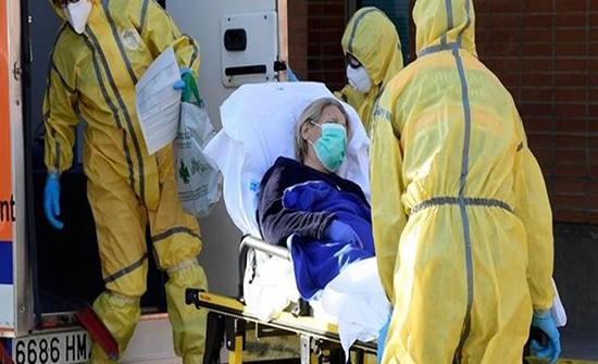 روسيا : 95 وفاة و 5462 إصابة جديدة بفيروس كورونا