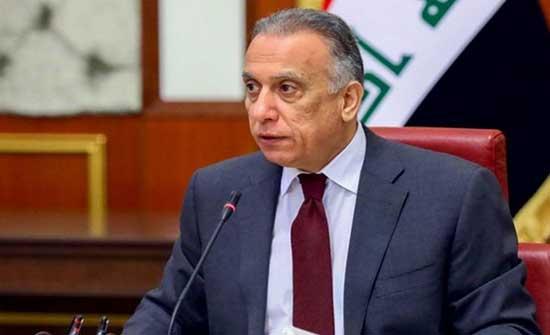 الكاظمي يحذر من استغلال الفتوى التي أدت لتأسيس الحشد الشعبي لصالح مشاريع غير وطنية