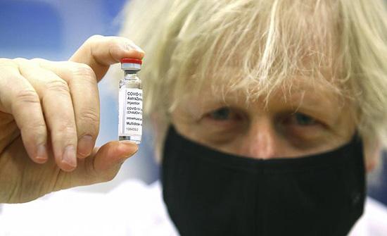 الحكومة البريطانية تعلن تخفيف القيود المفروضة بسبب كورونا في البلاد ابتداء من 8 مارس المقبل