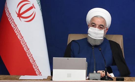 رئيس إيران: لا خيار أمامنا سوى الإغلاق للسيطرة على كورونا