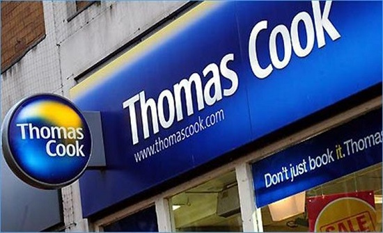 """بريطانيا: إطلاق أكبر عملية إعادة للسياح بعد إفلاس """"توماس كوك"""""""
