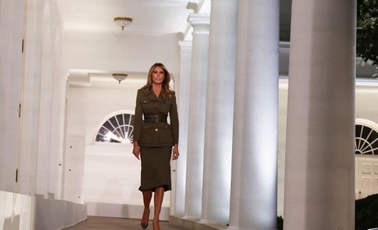 في اللقطة الأخيرة.. ميلانيا تترك ترامب في موقف محرج
