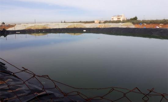 المياه تضبط اعتداءات ضخمة جنوب عمان والمفرق لتزويد مزارع كبيرة..(صور)