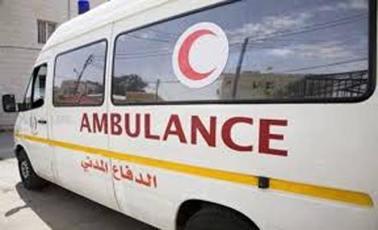 4 إصابات بحادث سير في إربد