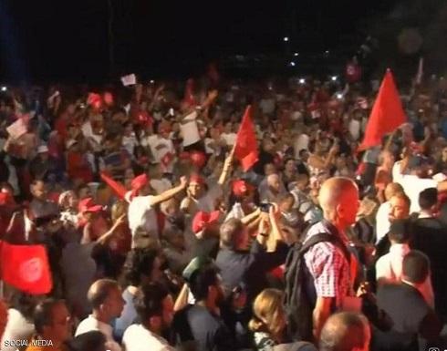 """قبيل الصمت.. ختام """"صاخب ومتناقض"""" لحملات الرئاسة التونسية"""