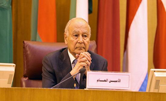 أبو الغيط: على إيران رفع يدها عن اليمن والحوثيون مسؤولون عن تدهور الوضع الإنساني