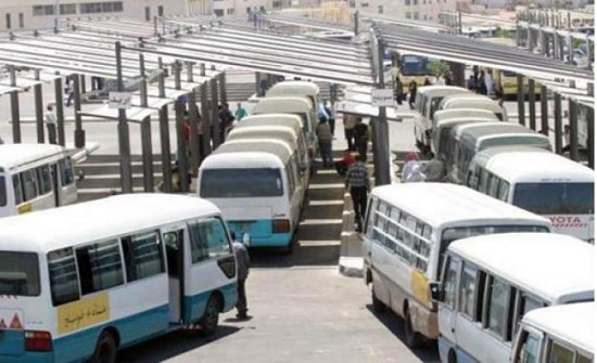 النقل البري: خطة شاملة للعمل أثناء العيد