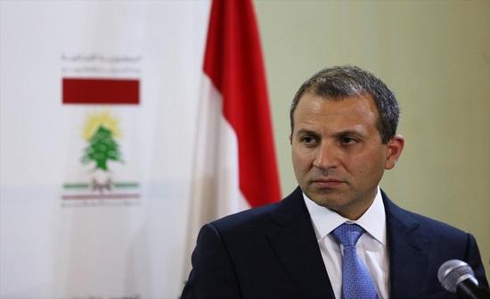 سيناريو جبل لبنان يطارد باسيل في زيارته لطرابلس اليوم